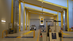 Heavy Vehicle Inspection Facility